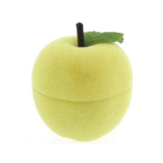 Yellow Apple Ring Box