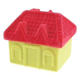 Yellow House Ring Box